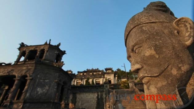 Khai Dinh's Tomb, Hue
