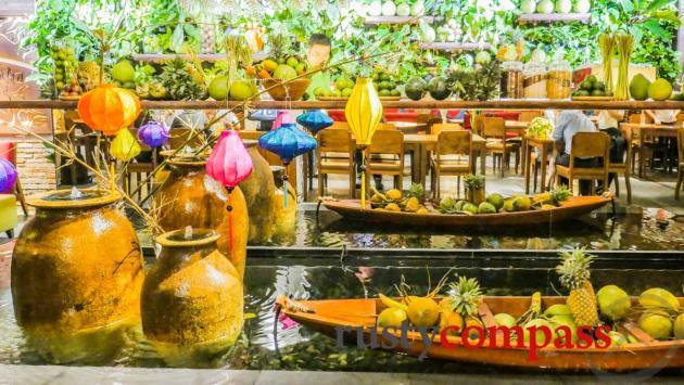 Hum vegetarian, Saigon