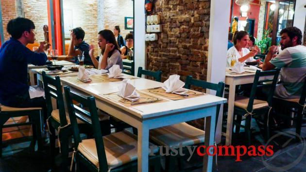 Il Forno Italian Restaurant, Siem Reap