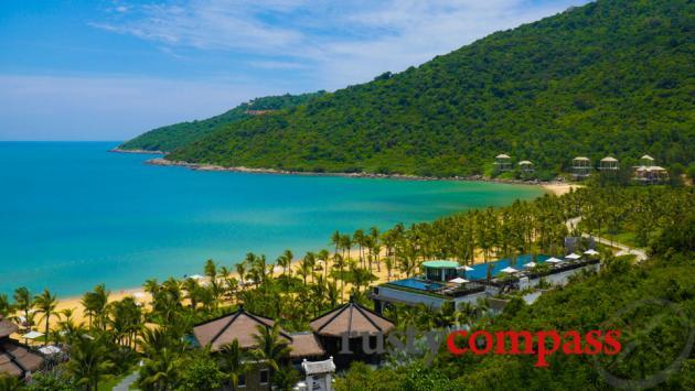 Intercontinental Danang Sun Peninsula Resort.