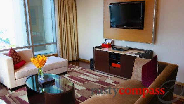Intercontinental Asiana Saigon  Suite