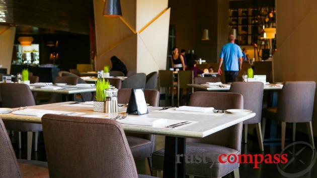 Intercontinental Hotel, Nha Trang - restaurant