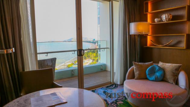 Intercontinental Hotel, Nha Trang - Ocean View room