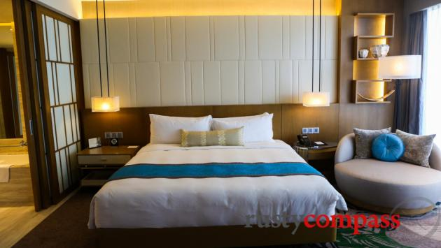 Intercontinental Hotel, Nha Trang - Suite Room