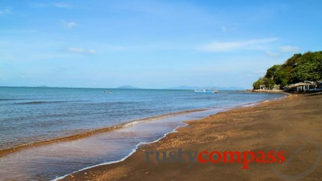 Mui Nai beach, Ha Tien