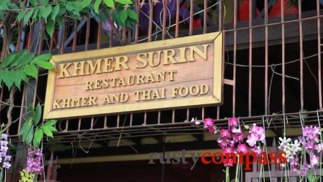 Khmer Surin, Phnom Penh