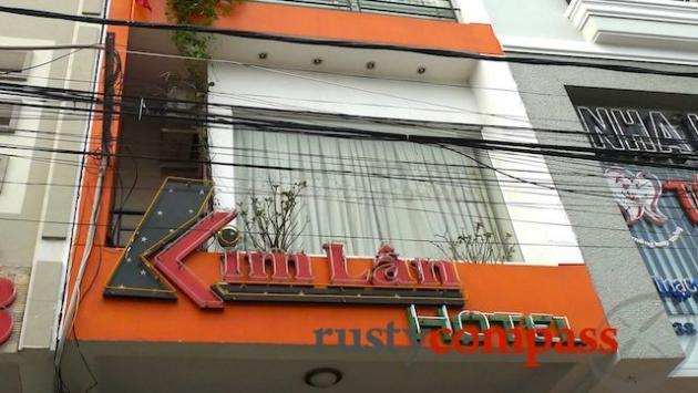 Kim Lan Hotel - Can Tho