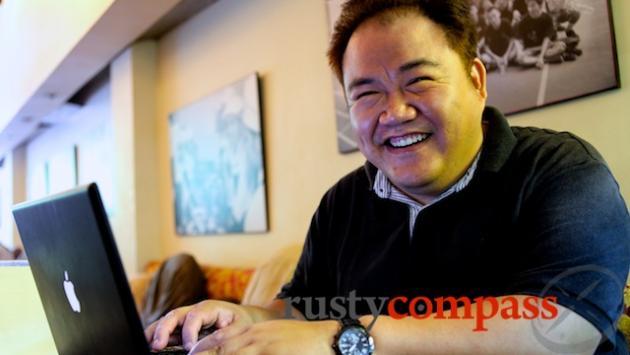 Koto founder, Jimmy Pham