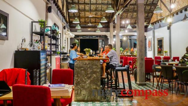 La Cabane, La Cuisine des Filles, Siem Reap