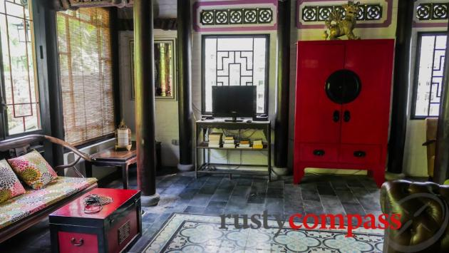 La Maison Hai Ly Traditional House Hanoi Review By
