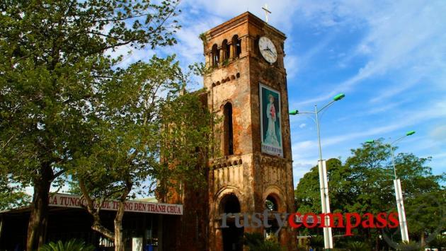 La Vang Church, Quang Tri