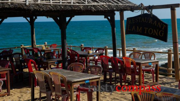 Lam tong restaurant mui ne review by rusty compass for Restaurant guide