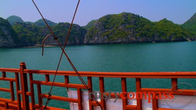 Lan Ha Bay off Cat Ba