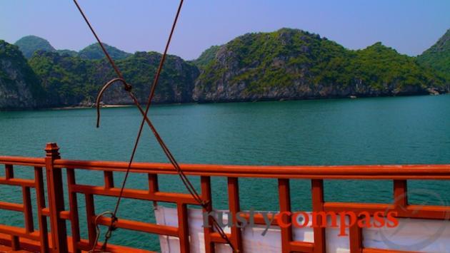 Lan Ha Bay off Cat Ba