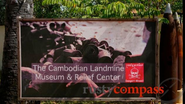 Cambodian Landmine Museum - Siem Reap