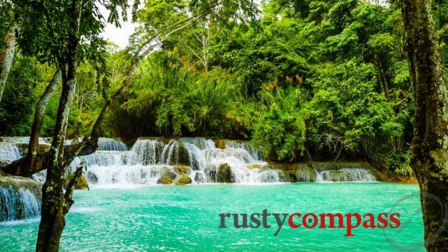 Kuang Si Falls, Laos