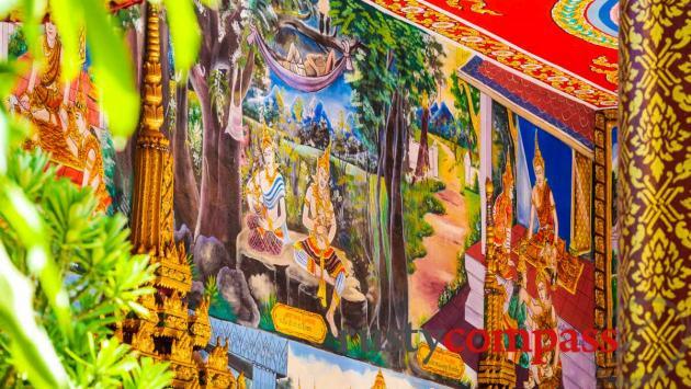 Wat Inpeng, Vientiane