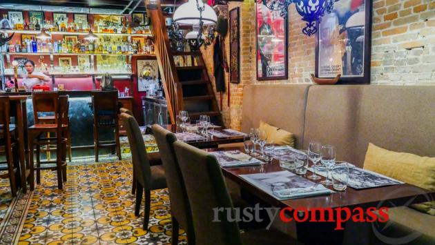 Le Malraux French Restaurant, Siem Reap