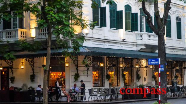 Le Terrasse Du Metropole, Hanoi