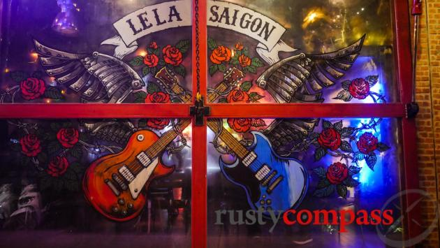 Live music - Lela Bar Saigon