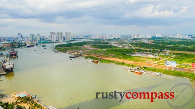 Liberty Central Riverside, Saigon