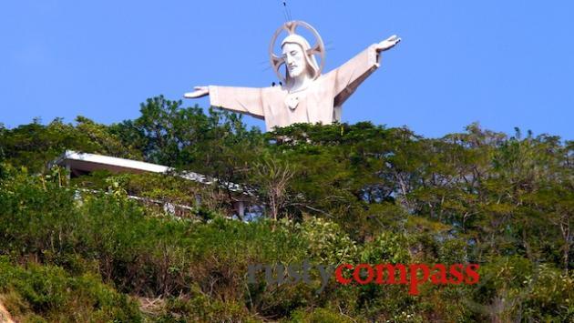 Jesus Statue, Vung Tau