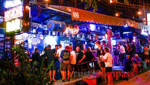 Little Pub St, Siem Reap
