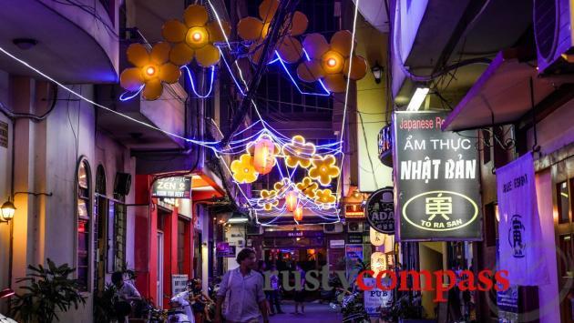Little Tokyo, Saigon