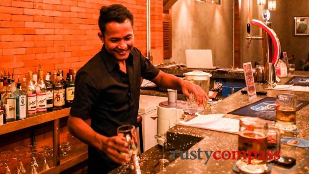 Long's Bar, Siem Reap