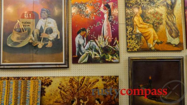 Lotus Gallery, Saigon