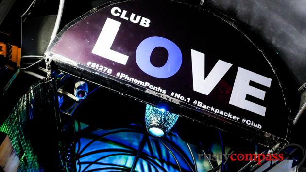 Love Club, Phnom Penh