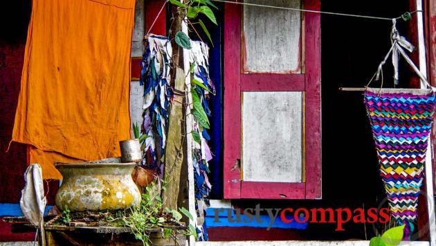Luang Prabang colours