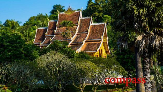 Haw Phra Bang, Luang Prabang