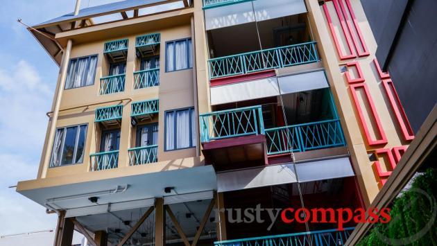 Lub d Hostel, Siem Reap