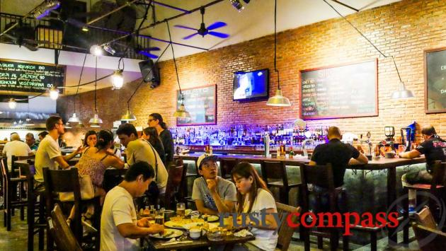 Luna Italian Restaurant, Danang