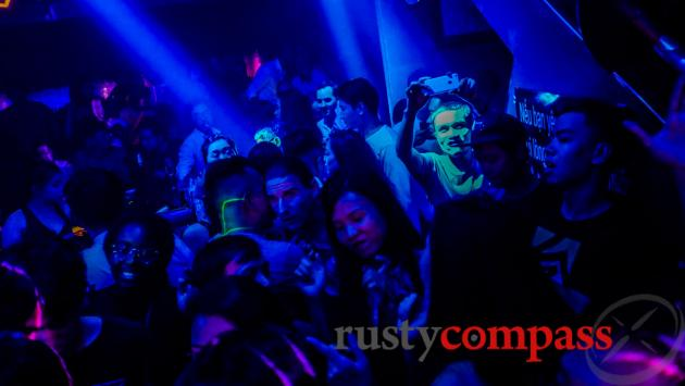 Lush  nightclub Saigon