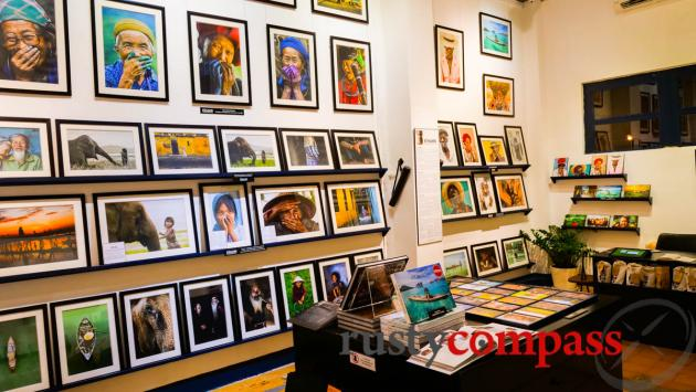 Rehann Gallery - next to L'Usine