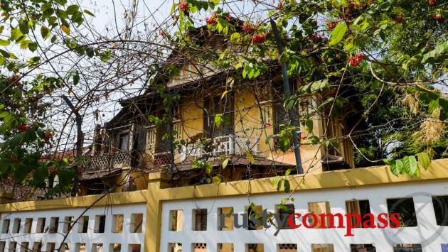 Lycee Preah Sisowath, Phnom Penh