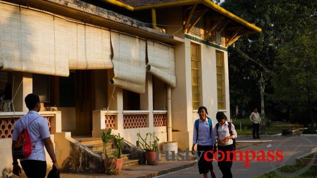 Preah Sisowath High School, Phnom Penh