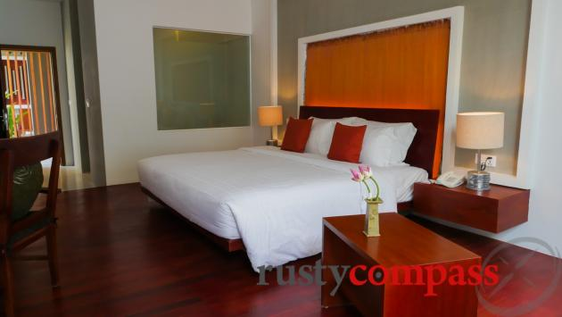 Bungalow Rooms - Lynnaya Urban River Resort, Siem Reap
