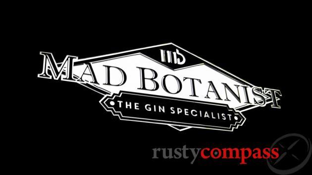 Mad Botanist Gin Bar, Hanoi