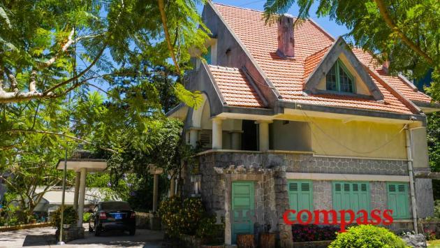 Hong Ngoc Residence, built for Madam Nhu's parents.