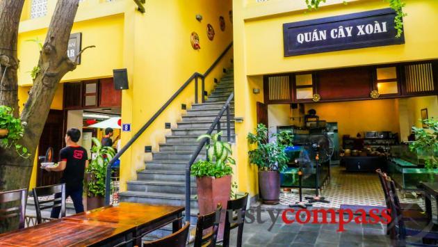 Madame Lan restaurant, Danang