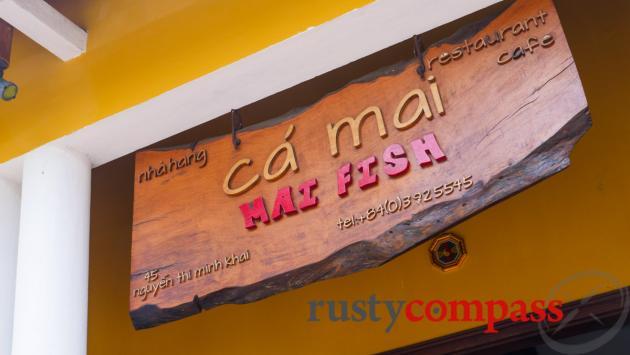 Mai Fish, Hoi An