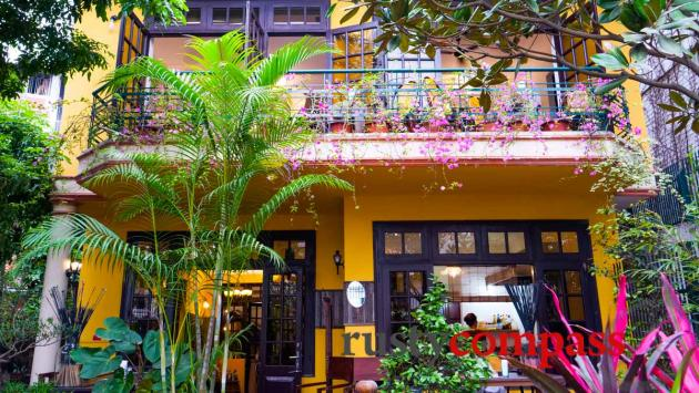 Maison de Tet Decor Cafe, Hanoi