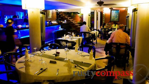 Malis Restaurant, Phnom Penh