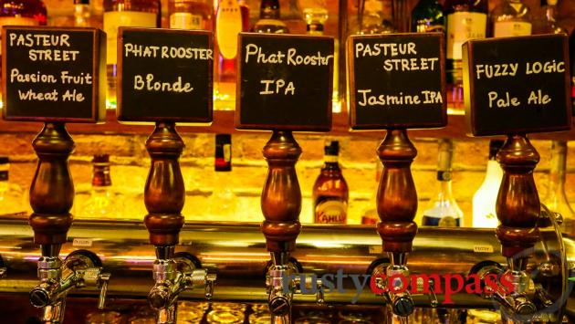 Smoke free craft beer - Malt Saigon