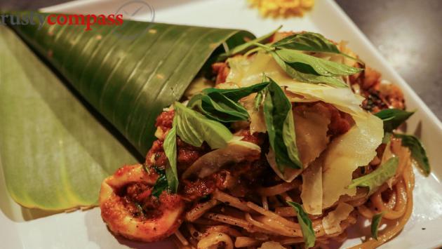 Mango Mango restaurant, Hoi An