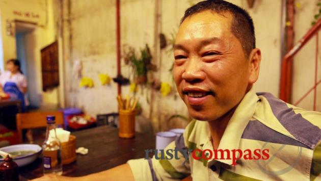 Mr Dung. The man behind Mau Dich 37