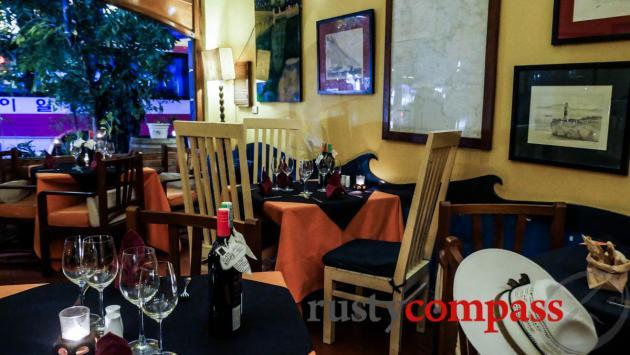 Mediterraneo Italian Restaurant, Hanoi